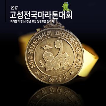 2017 경남도지사배고성전국마라톤