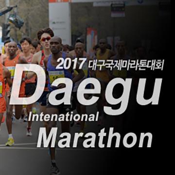 2017 대구국제마라톤