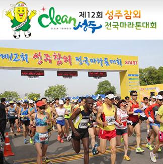 제12회 성주참외 전국마라톤