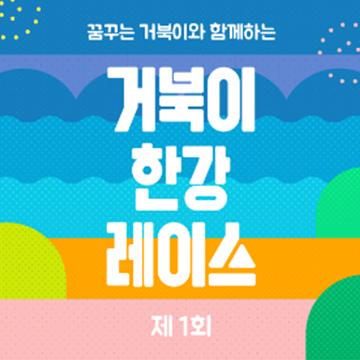 2017 제1회 거북이 한강 레이스